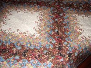 Bed x colourwash detail