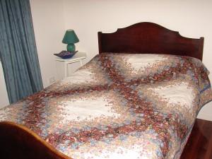 bed  X colourwash